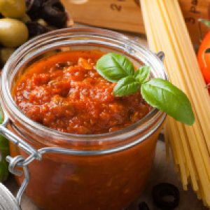 Tomato Basil Salsa