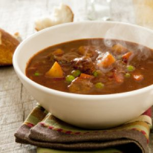 Hearty Vegetable and Beef Stew