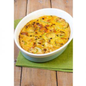 Vegetable Brunch Casserole
