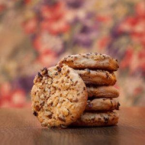 Oatmeal, Chocolate Chip & Pecan Cookies