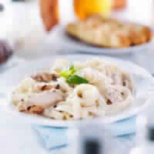 Creamy Fettucini