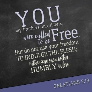 Called to Be Free