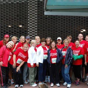 FP4H Runs the Jingle Bell Run in Houston!