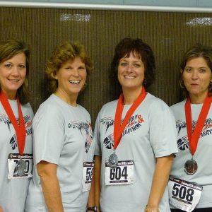 Mississippi Group Runs a Marathon!