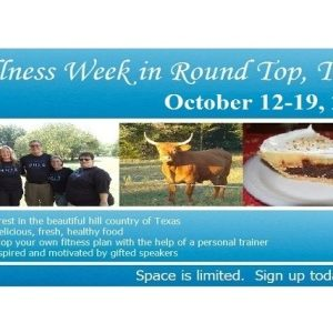 Top Five Reasons to Attend Wellness Week