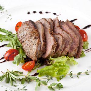 Bistro-Style Beef Tenderloin