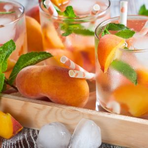 Peachy Lemonade