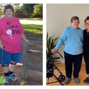Success Story - Marilyn Bullock