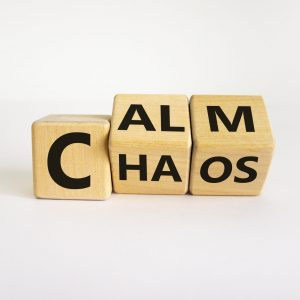 Five Ways to Find Calm in Chaos